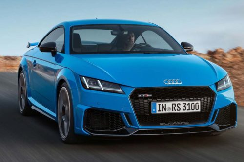 2020 Audi TT RS Review
