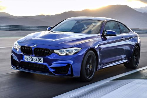 2020 BMW M4 Review