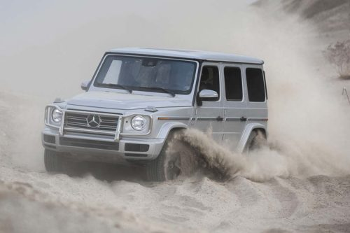 2020 Mercedes-Benz G-Class Review