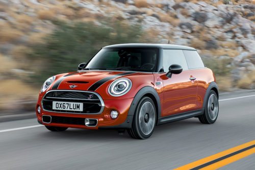 2020 Mini Cooper Review