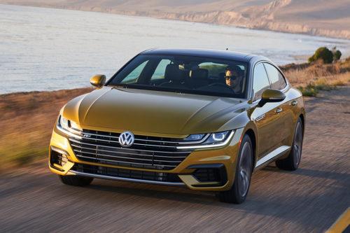 2020 Volkswagen Arteon Review