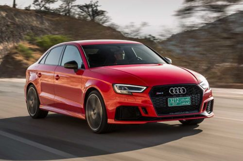 2020 Audi RS 3 Review