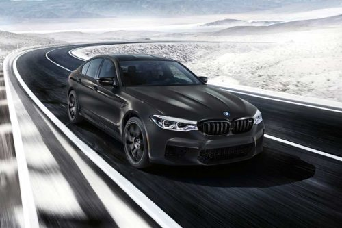 2020 BMW M5 Review