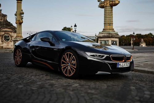 2020 BMW i8 Review