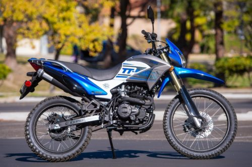 2020 CSC TT250 REVIEW: DIY DUAL-SPORT MOTORCYCLE