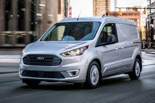 2020 Ford Transit Connect Review