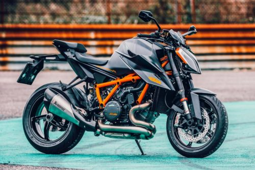 2020 KTM 1290 SUPER DUKE R TEST AT PORTIMÃO & ALGARVE STREETS