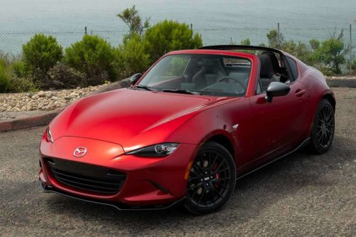 2020 Mazda MX-5 Miata Review