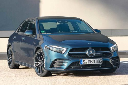 2020 Mercedes-Benz A-Class Review