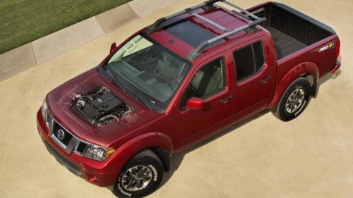 2020 Nissan Frontier packs new 3.8L V6 and 9-speed auto