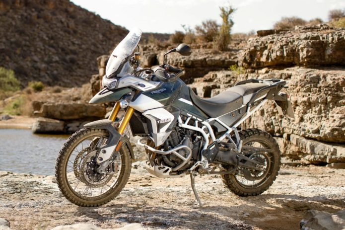 2020 TRIUMPH TIGER 900 RALLY PRO REVIEW (27 FAST FACTS)