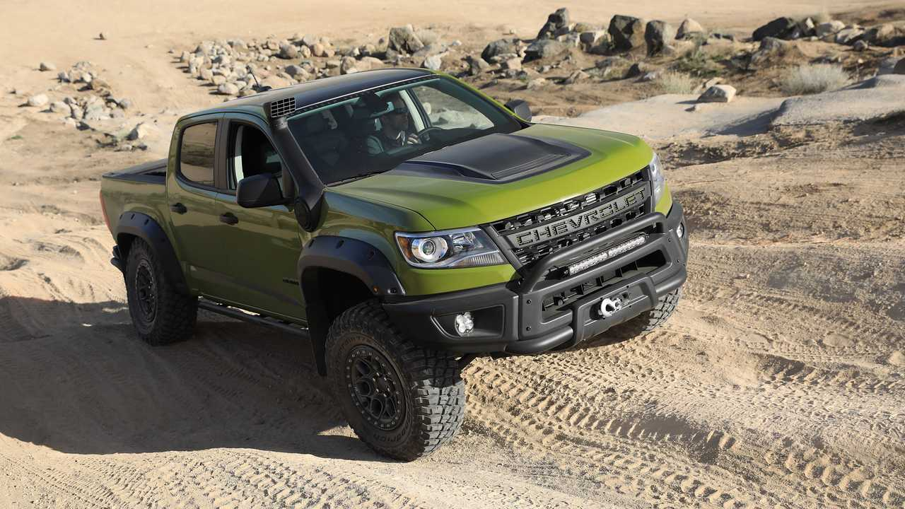 2020 Chevrolet Colorado vs. 2020 Nissan Frontier: Which Is Better?