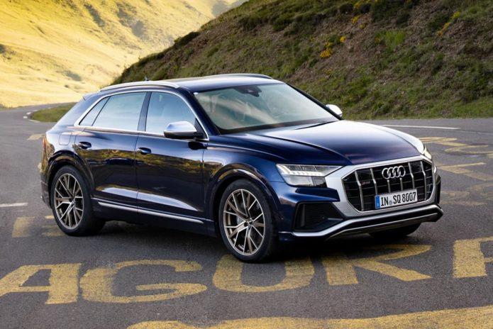 Audi SQ8 TDI: Australian price and specs