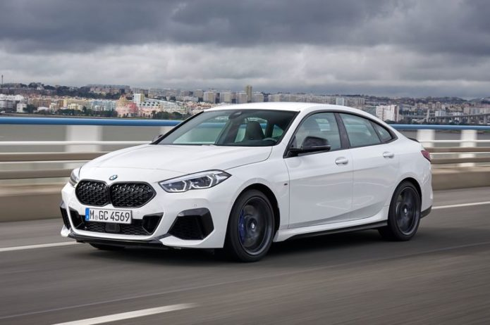 2020 BMW 2-Series Gran Coupe Chases Mercedes Downmarket