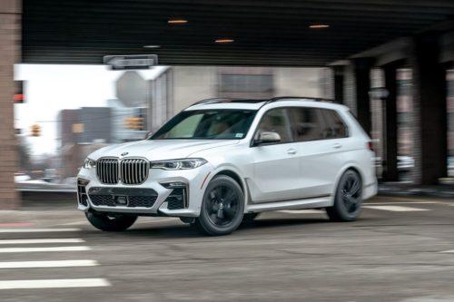 2020 BMW X7 M50i Arrives for a 40,000-Mile Test