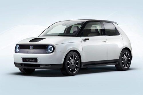 Honda e review: Small car electric star