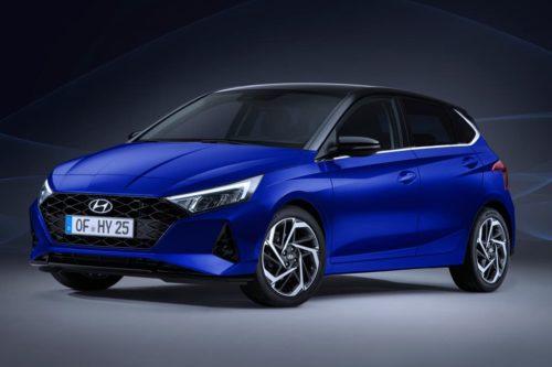 GENEVA MOTOR SHOW: New Hyundai i20 revealed