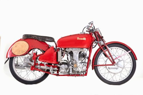 MORBIDELLI COLLECTION OF POST-WWII MOTORCYCLES TO BONHAMS