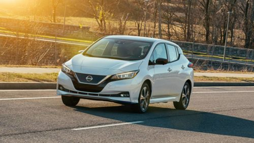 Nissan Switch car subscription promises daily swaps for one monthly fee