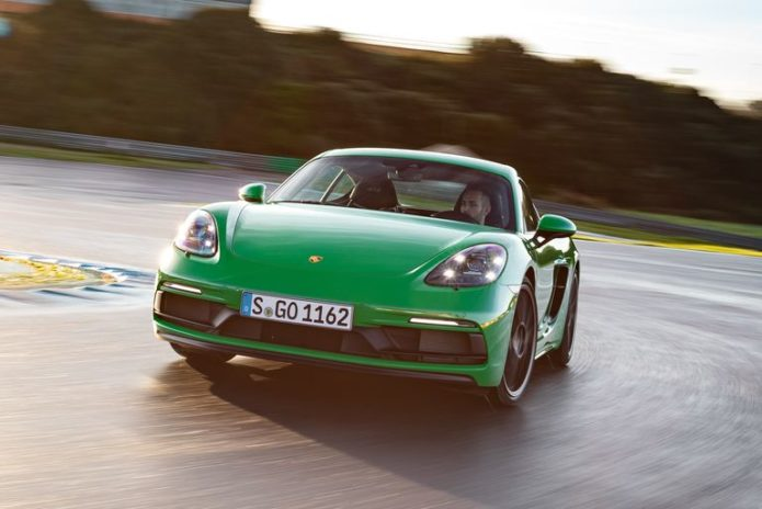 Porsche's Flat-Six-Powered Boxster and Cayman GTS are a Return to Form