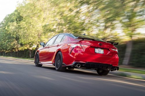 2020 Toyota Camry TRD: Family Car or Track Star?