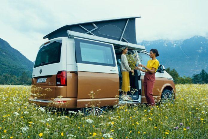 Volkswagen revives Kombi camper