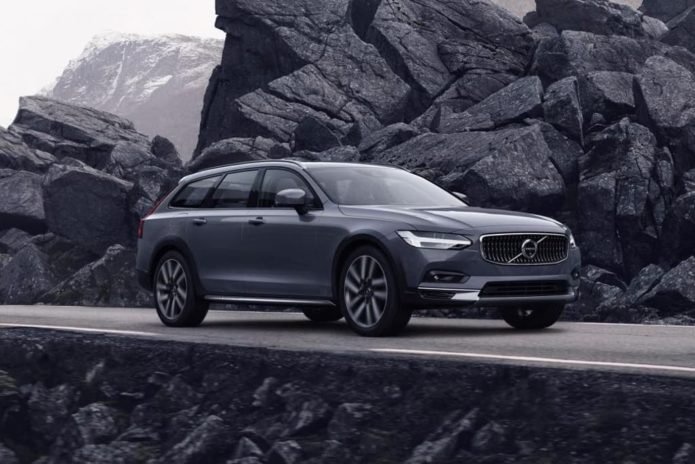 Volvo S90 and V90
