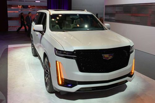 2021 Cadillac Escalade: First Look Autotrader