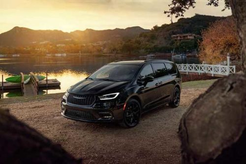 2021 Chrysler Pacifica: First Look