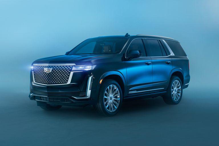 2021 Cadillac Escalade Gets Even Bigger and Bolder