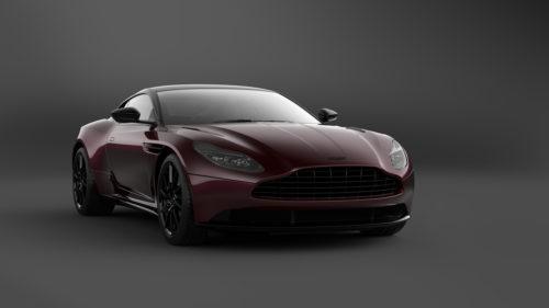2021 Aston Martin DB11 V8 Shadow Edition limited to 300 units globally