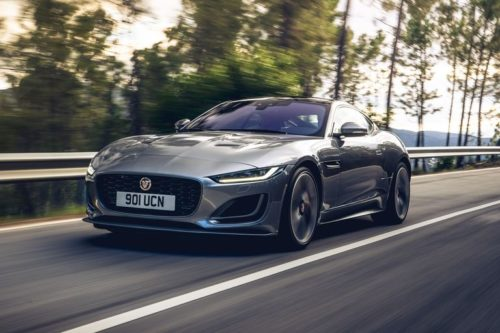 Updated Jaguar F-Type Tames Some of its Roar
