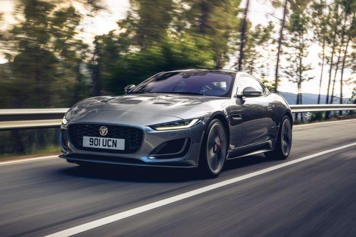 Updated Jaguar F-Type Tames Some of its Roar