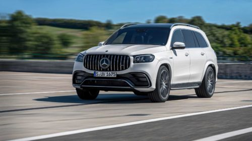 2021 Mercedes-AMG GLS 63 First Drive Review: The Heavyweight Champ