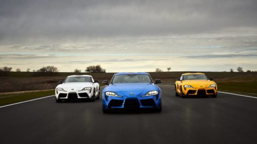 2021 Toyota GR Supra 3.0 and GR Supra 2.0 detailed