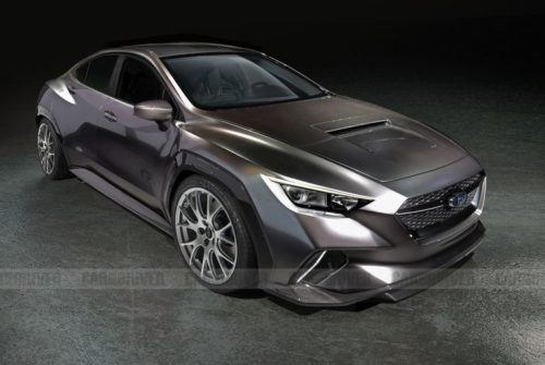2022 Subaru WRX STI: What We Know So Far
