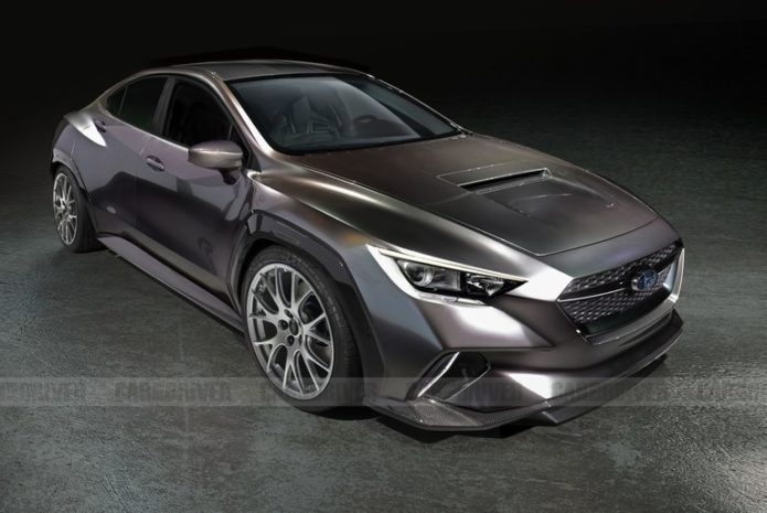 2022 Subaru WRX STI: What We Know So Far