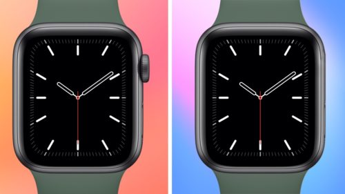 Future Apple Watch may ditch the Digital Crown for a touch-sensitive alternative
