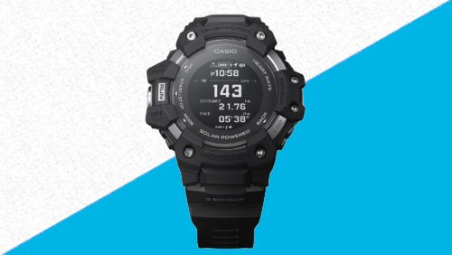 All-new Casio G-Shock GBD-H1000 aims at Garmin with HRM and GPS