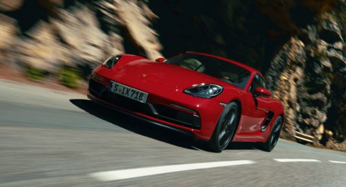 2020 Porsche 718 GTS 4.0 First Drive Review: Who Needs Turbocharging?