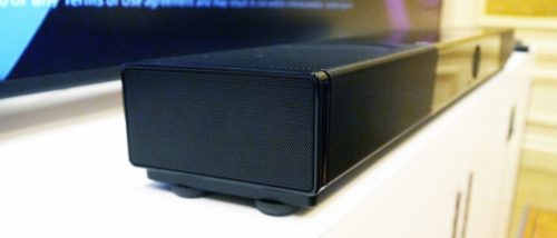 Hands on: Creative SXFI Carrier soundbar review