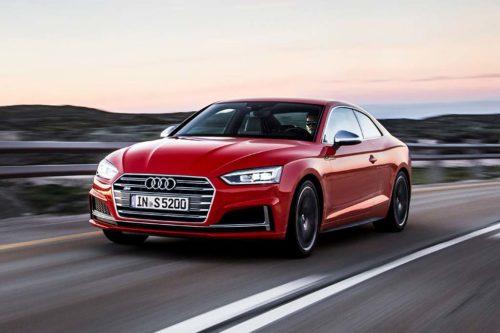 2020 Audi S5 Review