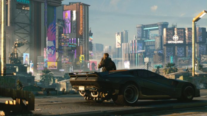 Grimes just leaked some Cyberpunk 2077 details