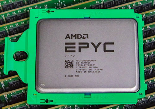AMD EPYC 7272 Review 12 Cores of Rome