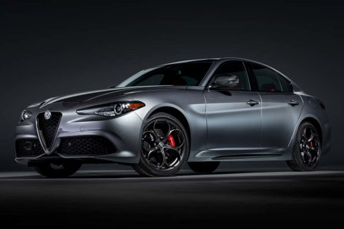 2020 Alfa Romeo Giulia Review