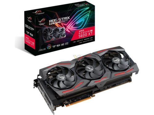 ASUS Radeon RX 5600 XT STRIX TOP Review