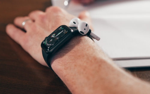 There's an Apple Watch band for your AirPods – is it a smart idea?