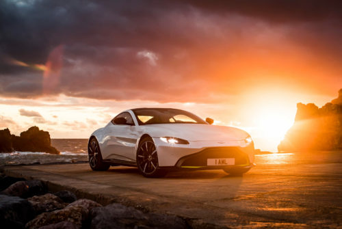 The Aston Martin Vantage Is the Angry Sex Panther of Sports Cars