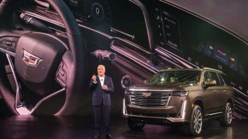 The 2021 Cadillac Escalade has a golden goose problem