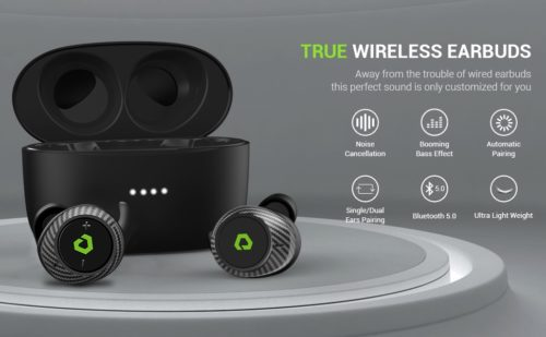 DESTEK T1 65H True Wireless Earbuds Review – Surprisingly good Jabra Elite Active 65t & 75t clones